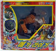 Korean Box Transformers Galaxy Force GC-16 Ligerjack