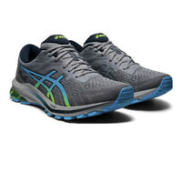 Asics Mens GT-1000 10 Running Shoes Trainers Sneakers Grey Sports