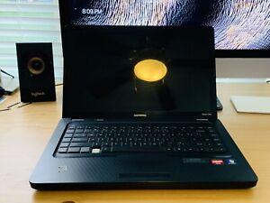 Compaq Presario AMD A6 - CQ62-209WM 15.6in. Notebook/Laptop - AS IS! - READ!