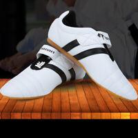 Adults Sports Shoes 37-42 Lightweight For Boxing Taekwondo Kong Fu TaiChi Unisex