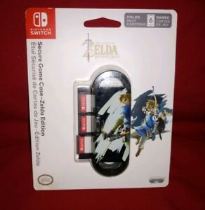 NEW! Zelda Edition Secure Game Case for Nintendo Switch