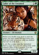 MTG CALLER OF THE UNTAMED -  - CN2 - MAGIC