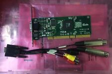 OSPREY 230 94-00192-02 PCI VIDEO CAPTURE CARD With Cable
