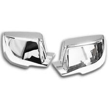 For Chevy Tahoe Suburban GMC Yukon Cadillac Escalade Chrome Full Mirror Cover