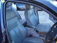 BMW 5 SERIES LEFT FRONT SEAT BELT / STALK E39 GREY 05/96-10/03