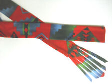Traditional Archery  FLEECE LONGBOW SOCK Hopi Indian Print Polyester Soft Case