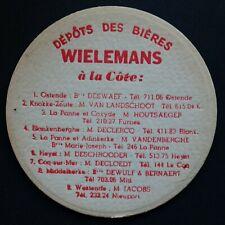 Wiel's Pils Sous-bock bierviltje bierdeckel coaster