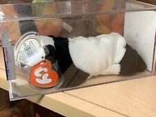Ty Beanie Babies Peking the Panda GERMAN 3rd Generation MWMT Authenticated Rare