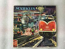 Catalogue MARKLIN 1962/63.
