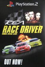 Playstation 2 Poster race driver Murder Revenge Glory