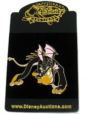 LE 250 Disney Pin✿Pluto Dressed as Maleficent Dragon Halloween Costume Authentic