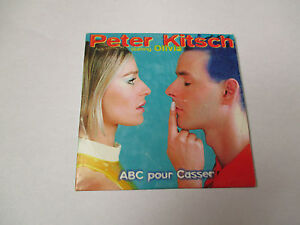 Peter Kitsch starring Olivia - ABC pour casser- cd single 3 titres 1996