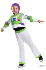 Disney Toy Story 4 Buzz Lightyear Toddler Boys Classic Costume Size 3t-4t