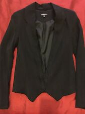 Warehouse Black Blazer Jacket 8 S