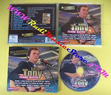 CD LITTLE TONY Cuore matto 2013 AZZURRA MUSIC grandi successi (Xi4) no lp mc dvd