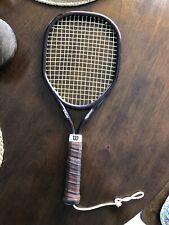 Wilson Aggressor Racket 4 1/8s