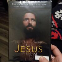 The Jesus Film (DVD) BRAND NEW! (35TH ANNIVERSARY EDITION) (FAST SHIPPING!)
