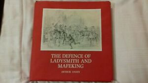 The Defence Of Ladysmith And Mafeking Arthur Davey Brethurst Press 1983 S Africa