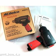 ACDelco ANI610 3/4-Inch Composite Impact Wrench 650-Feet-Pounds-Pro Grade!