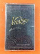 PEARL JAM Vitalogy ET66900 Cassette Tape