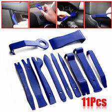 11 Pcs Universal Car Open Tools Kit Car Dash Door Trim Panel Clip Radio/Lights(Fits: Neon)