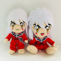 Inuyasha red cloth stuffed plush doll toy dolls anime gift new
