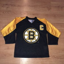 2076a944577 VTG Joe Thornton Boston Bruins CCM NHL Hockey Jersey Boys Small/Medium