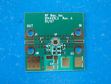 RO4350 PCB for 18GHz Hittite Frequency Divider HMC492LP3 HMC493LP3 HMC494LP3