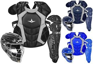 All-Star Adult Classic Pro Baseball Catcher's Equipment Set