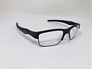 Oakley Crosslink Switch Eyeglasses Satin Black 53/18 OX3128-0153 Z695