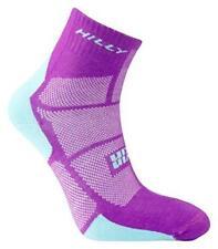 Hilly Women's Twin Skin Anklet Running Socks Medium