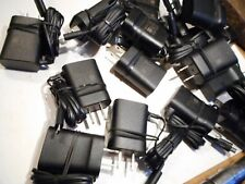 Lot Of 10 Nokia Ac-20U or Microsoft Ac-18U Charger For Lumina And Others