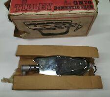 Vintage Tilley gas domestic Iron ,DN70