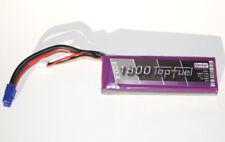 TopFuel LiPo 25C-ECO-X 1800mAh 2S Lipo Akkupack 7,4 Volt 1800mAh 25C mit EC3 Ste
