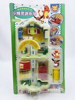 RARE 1998 Pokemon Pocket Monsters Tomy Pokemon Center Eevee Charmander