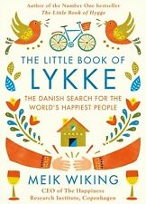 The Little Book of Lykke By Meik Wiking Hardcover