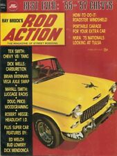 ROD ACTION 1973 FEB - Vol 2 #2, WOODGRAINING, MOUSE INTO EARLY MUSTANG