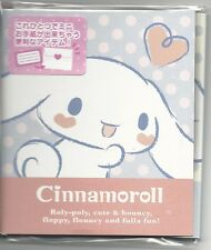 Sanrio Cinnamoroll Mini Note Set Stickers Fold Notes