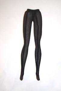 Barbie Dolls Sized Black Stockings/Pantyhose for Barbie Dolls