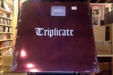 Bob Dylan Triplicate 3xLP sealed 180 gm vinyl + download