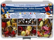 "KREUL Schmucksteine-set Hobby Line ""indian Summer"""