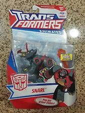 Transformers Animated Snarl