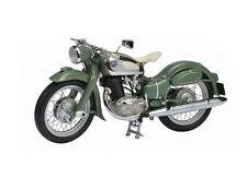 SCHUCO 1/10 MOTO NSU MAX 250 VERTE et CHROME 1953-55 !!!!