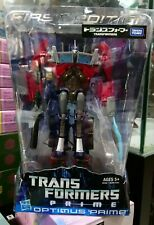 Takara Tomy Transformers Prime Optimus Prime First Edition action figure