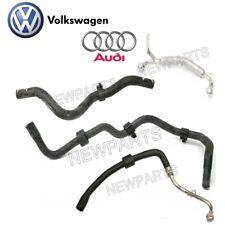 NEW Audi A3 Volkswagen Eos Golf R Jetta Passat Water Hose Genuine KIT