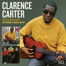 CLARENCE CARTER THIS IS / THE DYNAMIC  - CDKEN 444