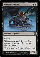 2x Spettro dell'Abisso - Abyssal Specter MTG MAGIC DotP English