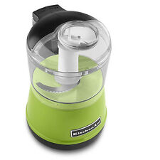 New. KitchenAid 3.5 Cup Food Chopper, Kfc3511Ga Green Apple