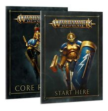Warhammer Age of Sigmar Soul Wars Paperback Book Set core rules etc