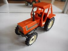 Britians Fiat 880 DT in Orange on 1:32